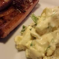 Potato Salad with Honey Mustard Dressing
