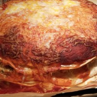 Baked Enchilada Stack