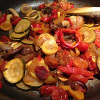 Smoky Vegetable Ragout