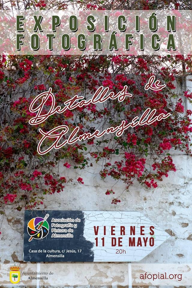 """Colectiva """"Detalles de Almensilla"""""""