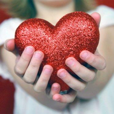 voglio parlare al tuo cuore