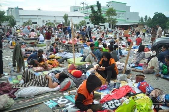 「インドネシア津波」の画像検索結果