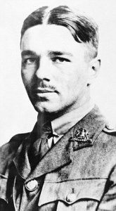 Wilfred OWEN 1893-1918, English Poet and Soldier 1916