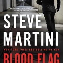 Blood Flag by Steve Martini