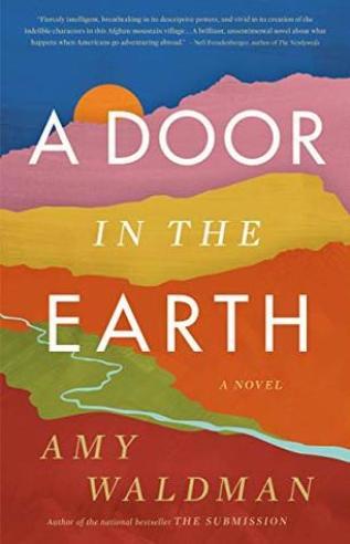 door in the earth