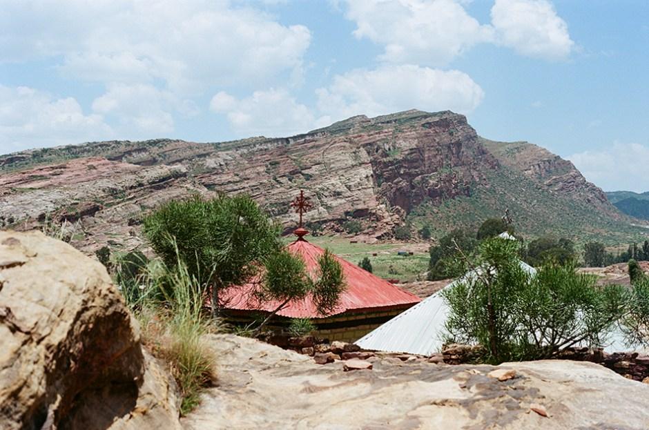 16 - Landscape in Wukro, Tigray