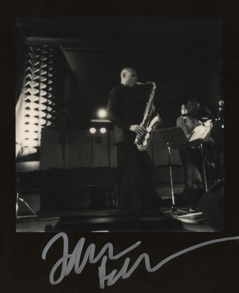 Joshua Redman in concert, during the Timisoara Jazz Festival, 2017