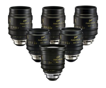 Cooke Panchro Lens Set