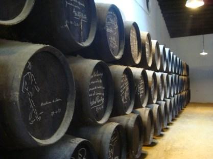 Jerez Sherry Barrels