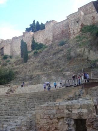 Malaga Roman Moors