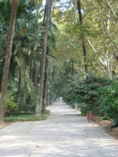 Malaga Promenade Park