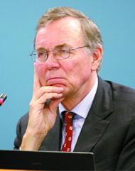 John Uff. Photo courtesy Trinidad Guardian