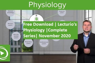 Lecturio Physiology Complete Series Free Download Now