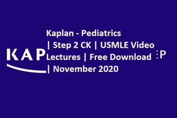 Free download Kaplan Pediatrics USMLE Step 2 ck video lectures