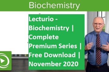 Lecturio Biochemistry Complete Series Free Download Now