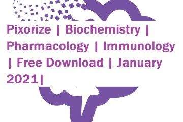 Pixorize Pharmacology Immunology and Biochemistry free download