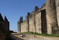 The old cite is on the UNESCO list of World Heritage sites and restoration and repair is continuous.