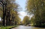 Canal du Midi at Carcassonne
