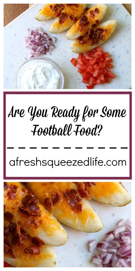 Are You Ready For Some Football Food?