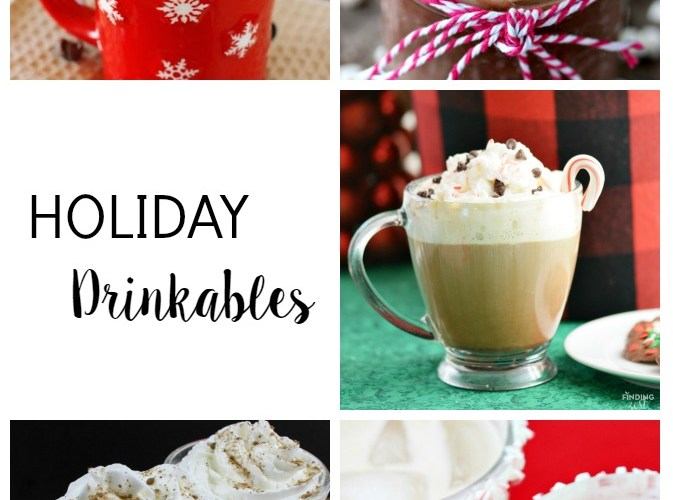 HOLIDAY DRINKABLES + LINK PARTY 180
