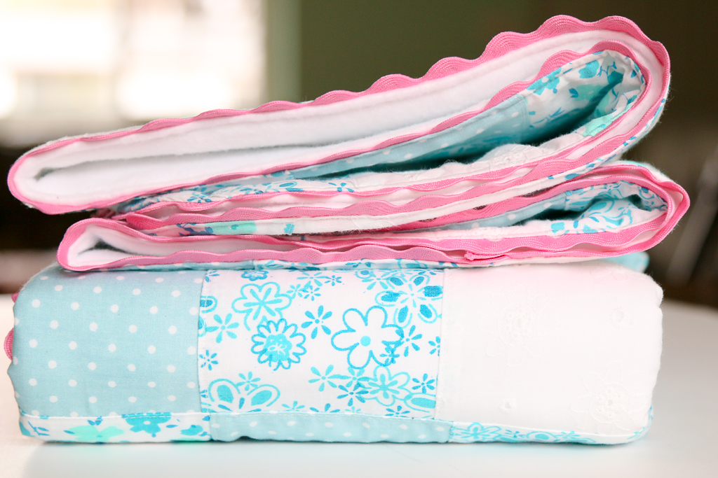 How to Make a Baby Blanket
