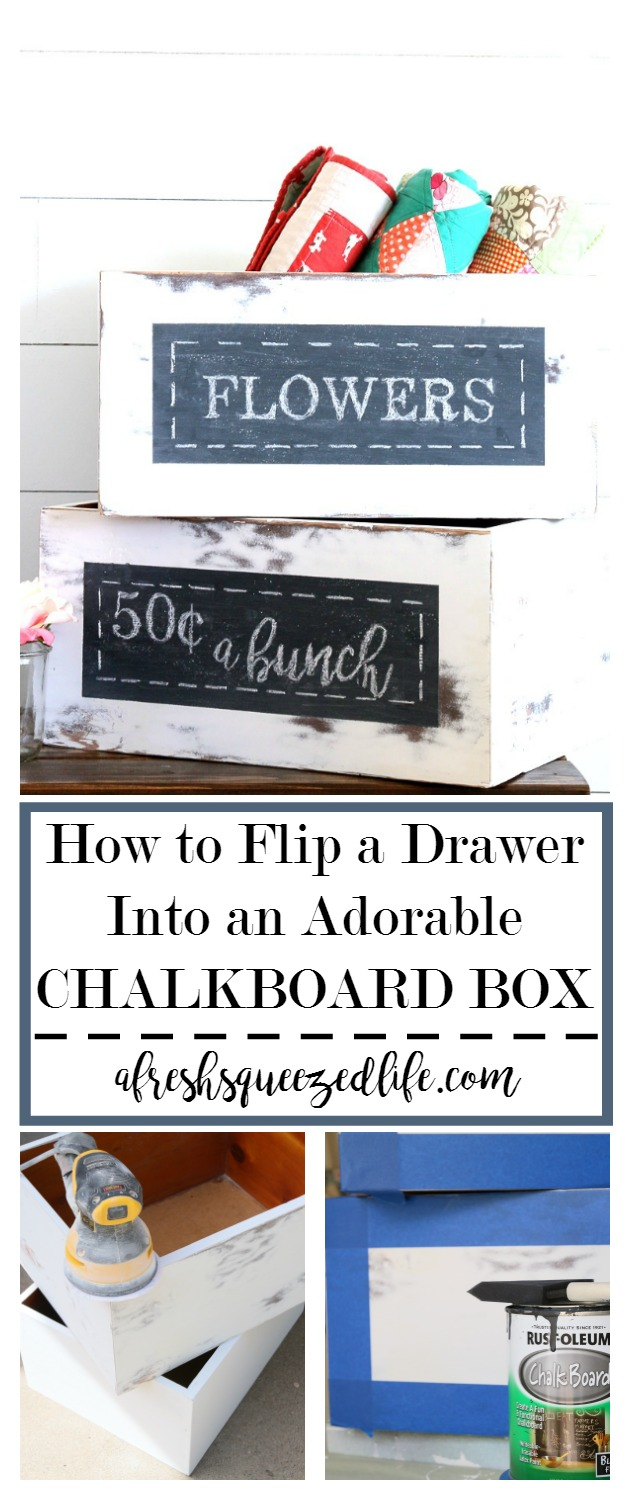 i started with a dresser drawer and ended up with a decorative storage box let - How To Flip Furniture