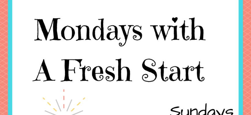 Motivational Monday Blogger Linkup #130