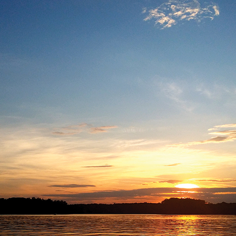 Lake Norman Sunset