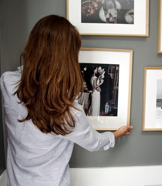 Modern Autumn Gallery Wall