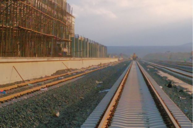 Ethiopian-railway