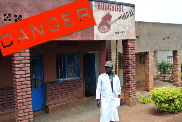【閲覧注意】アフリカで肉を買う怖さを君達はまだ知らない