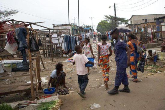 Демократическая Республика Конго, Киншаса