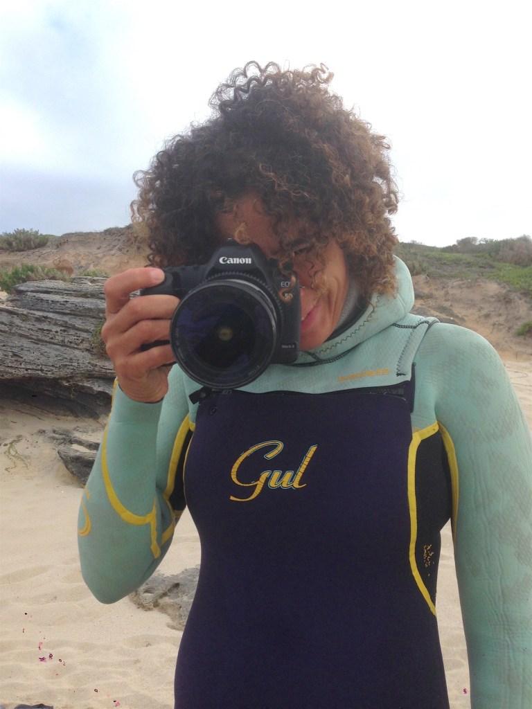 Photographer Lisa Labinjoh BBC Blue Planet