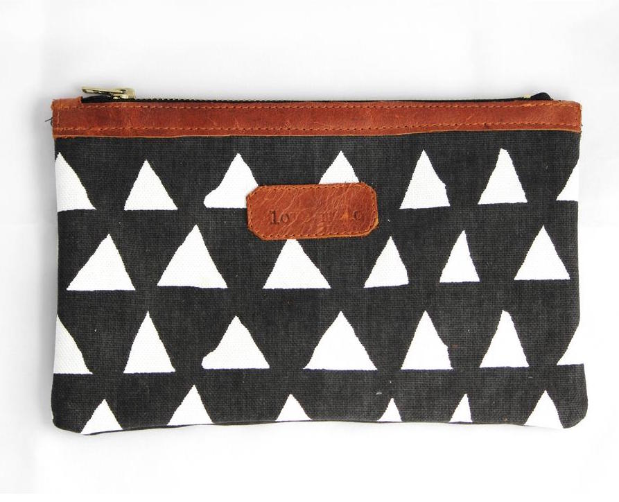 Love Milo Triangle purse