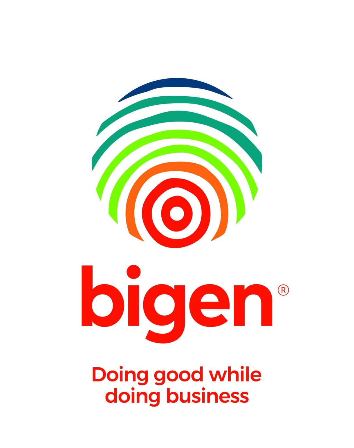 Bigen partner logo