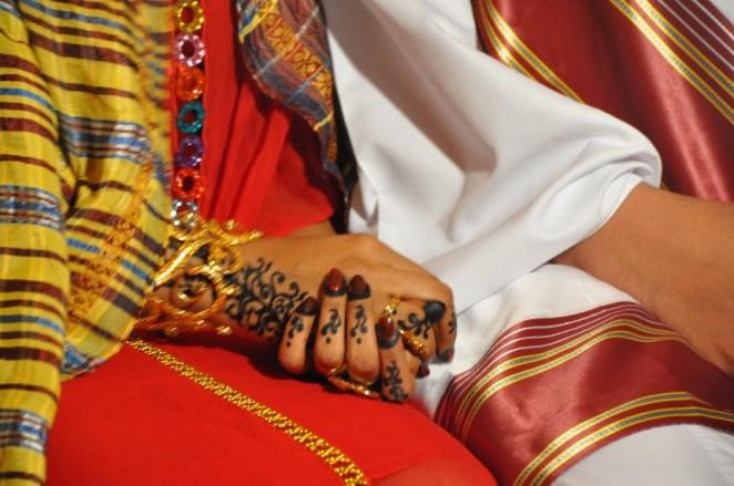 Sudan wedding