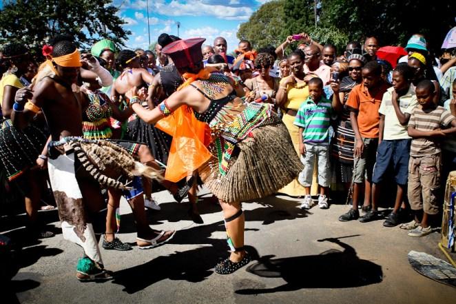 Zulu weeding