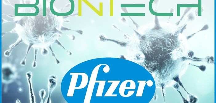 Pfizer and BioNTech to Co-Develop Potential COVID-19 Vaccine