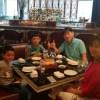 [北京生活]北京生活で最も豪華なランチ(MioとToshi Yoroizuka Beijing)