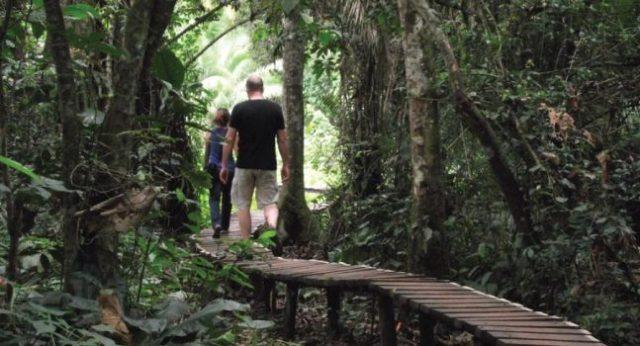 Hiking and Nature walk Murchison Falls National Park
