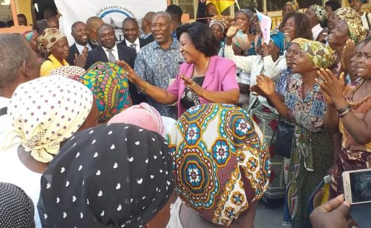 Image result for Mozambique gets first female presidential aspirant