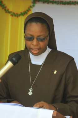 Soeur Yvette Nkana
