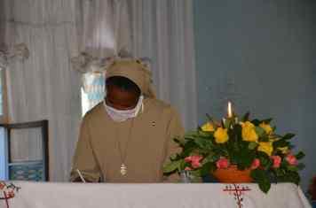 soeur Marie Reine Ntabarusha