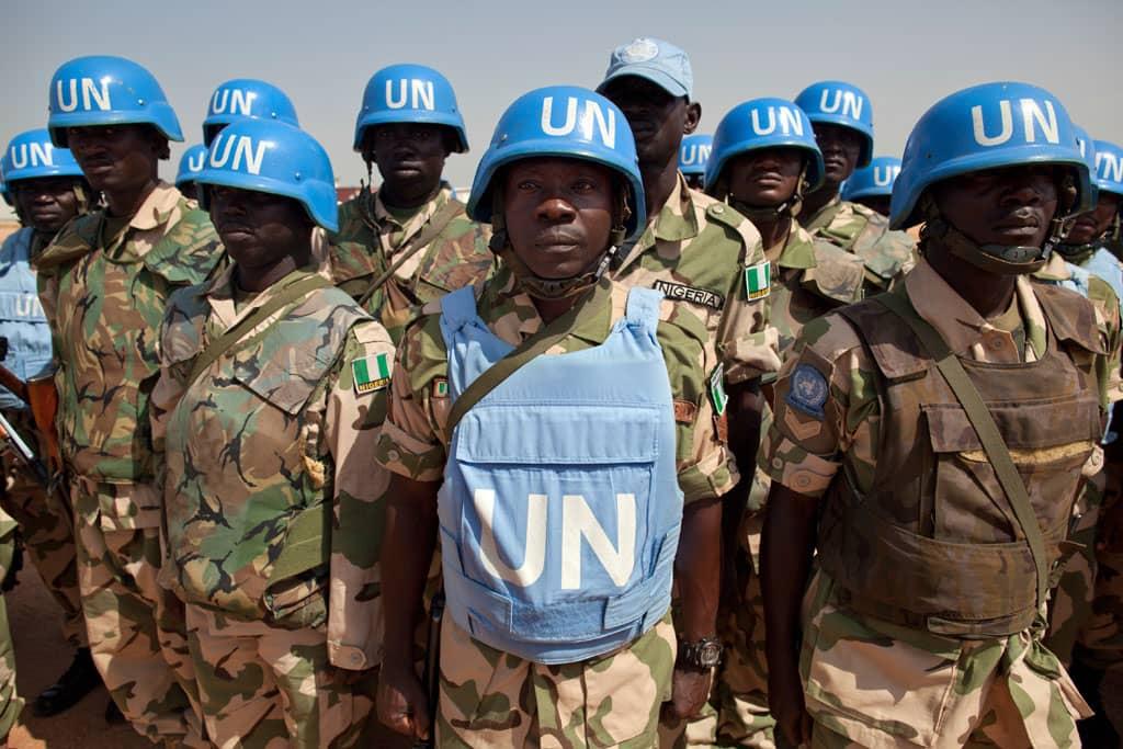UN Peace keeping Africa