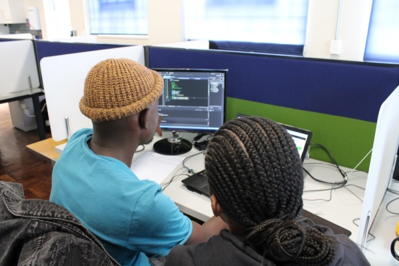 Tech Sector For SA's Youth