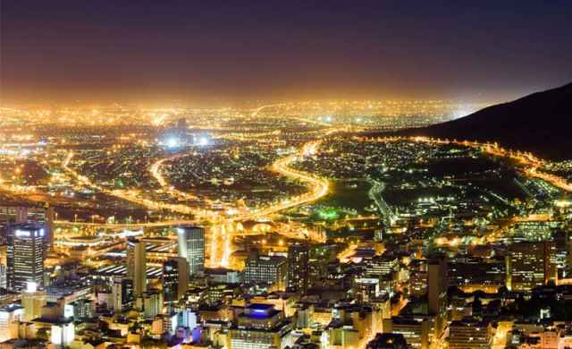 The 5 Busiest Cities in Africa