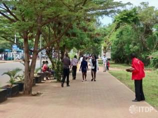 Kisumu Footpath