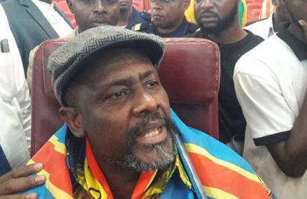 RDC: Franck Diongo appelle Félix Tshisekedi à bloquer les arrêts de la Cour constitutionnelle