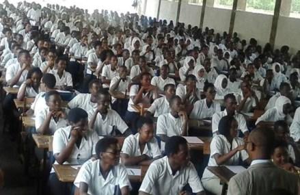 Kasaï: 18306 candidats prennent part à la session ordinaire des Exétat
