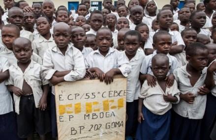 RDC : 2 500 000 enfants sont retournés à l'école grâce à la gratuité de l'enseignement (Félix Tshisekedi)
